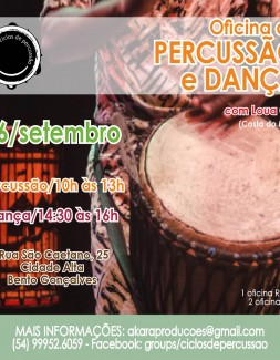 Percussao E Danca – LOUA2